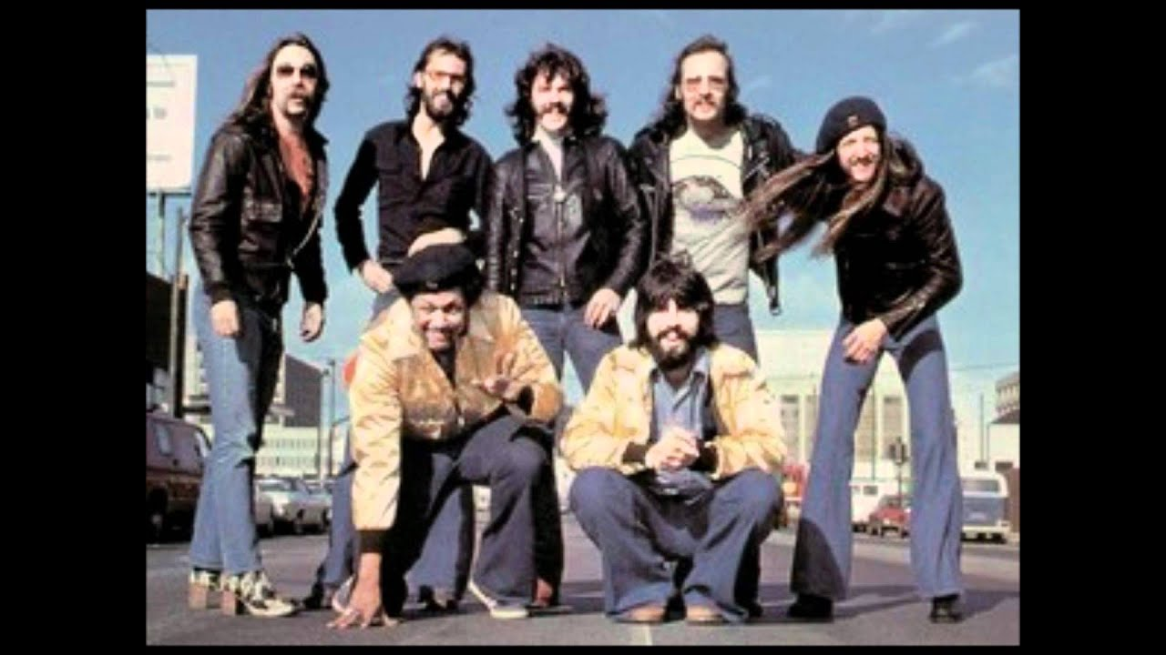 Doobie Brothers Long Train Runnin