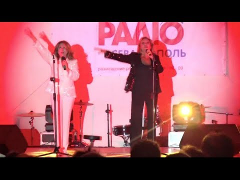"""""""Baccara"""" Live in Sevastopol """"Yes, Sir I Can Boogie"""""""