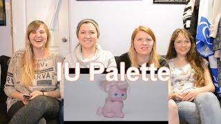 IU(아이유) _ Palette(팔레트) (Feat. G-DRAGON) MV Reaction