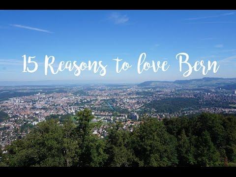 15 Reasons to love Bern