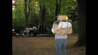 Camping trip at the DAR State Forest