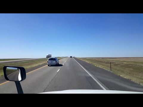 BigRigTravels LIVE! Colby, Kansas to Seibert, Colorado Interstate 70 West-Sept. 21, 2017
