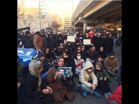 Iran Protests, repression and Shahroudi, Bread and Roses TV