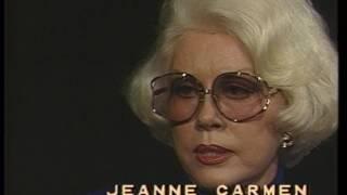Jeanne Carmen--Marilyn Monroe, Frank Sinatra, John and Robert Kennedy--TV