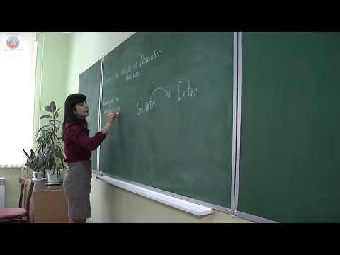 lgikvideo: Новая школьная доска от ОД «Мир Луганщине»