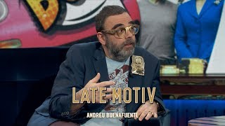 "LATE MOTIV - Bob Pop. ""Haciendo amigos"" 