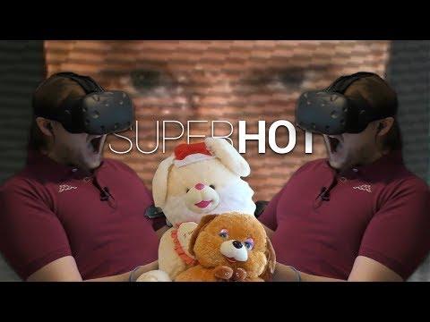 ОТХРЕНАЧИЛ СОБСТВЕННУЮ КАМЕРУ ► Superhot VR #4