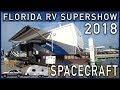 Florida RV Supershow 2018 - Spacecraft Custom Built 5th Wheel