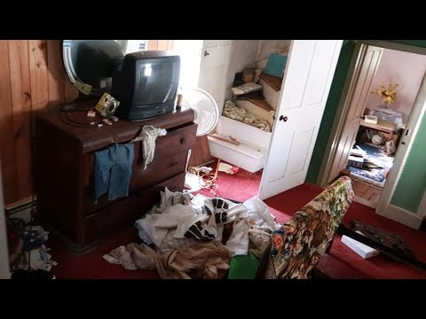 HOARDER HOUSE Clean Out Job - LOADED With Inventory