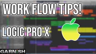 Logic Pro X Workflow Tips #2