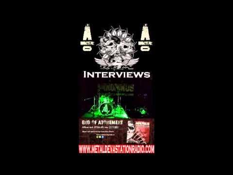 DJ REM Interviews - Annominus