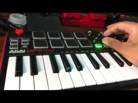 How To Setup MIDI Controller Knobs in FL Studio (AKAI MPK Mini)