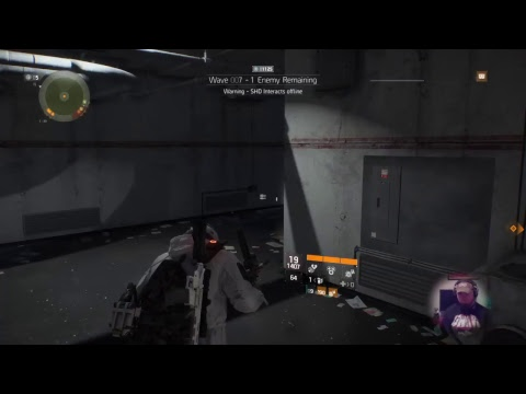 The Division! Legendary Weeklys No Wipes?, Pier 93