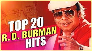 R D Burman Top 20 Hits , Best Of R D Burman , R. D Burman Hits , R D Burman Songs Collection Vol. 2