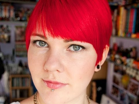 25 Breathtaking Short Red Hairstyles - YouTube