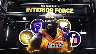 THIS SHAQ BUILD IS THE BEST CENTER BUILD IN NBA 2K20! MOST OVERPOWERED DEMIGOD CENTER BUILD ALIVE
