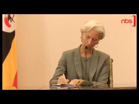 IMF Chief Christine Lagarde Warns Against Trade War