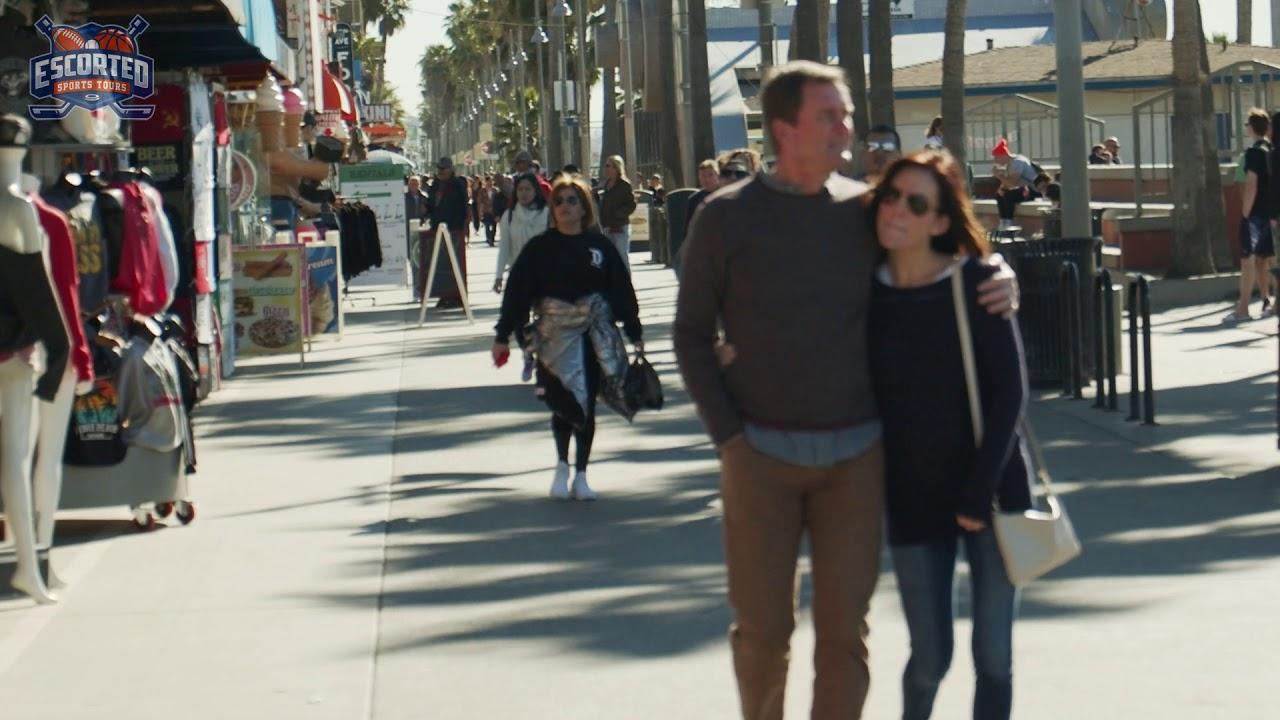 Escorted Sports Tours | Los Angeles - Venice Beach