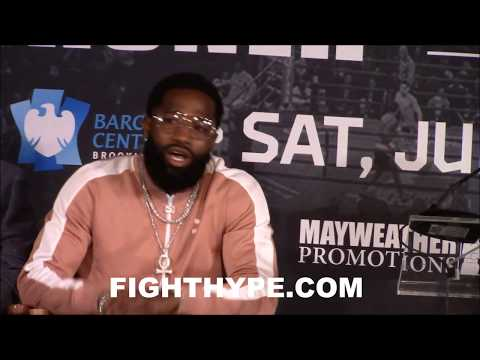 "ADRIEN BRONER EXPLAINS WHY MAKING 140 ""WILL BE EASY"" AFTER MOVING CAMP TO COLORADO; TALKS CAMP LIFE"