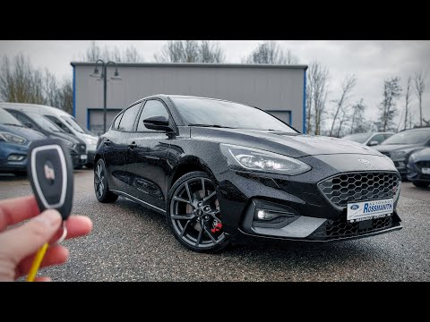 2020 Ford FOCUS ST 2.3L 280HP