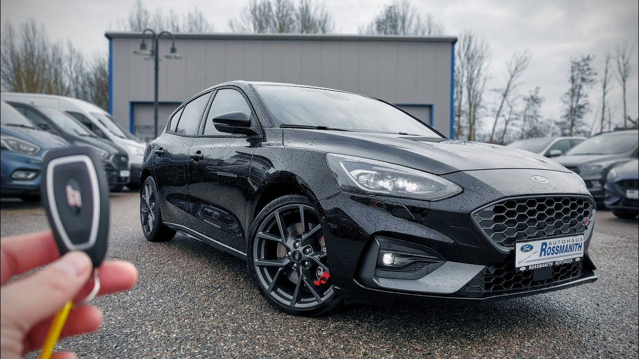 2020 ford focus st 2.3l 280hp - youtube
