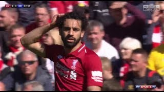 Mohamed Salah vs Brighton (14/5/2018) Home