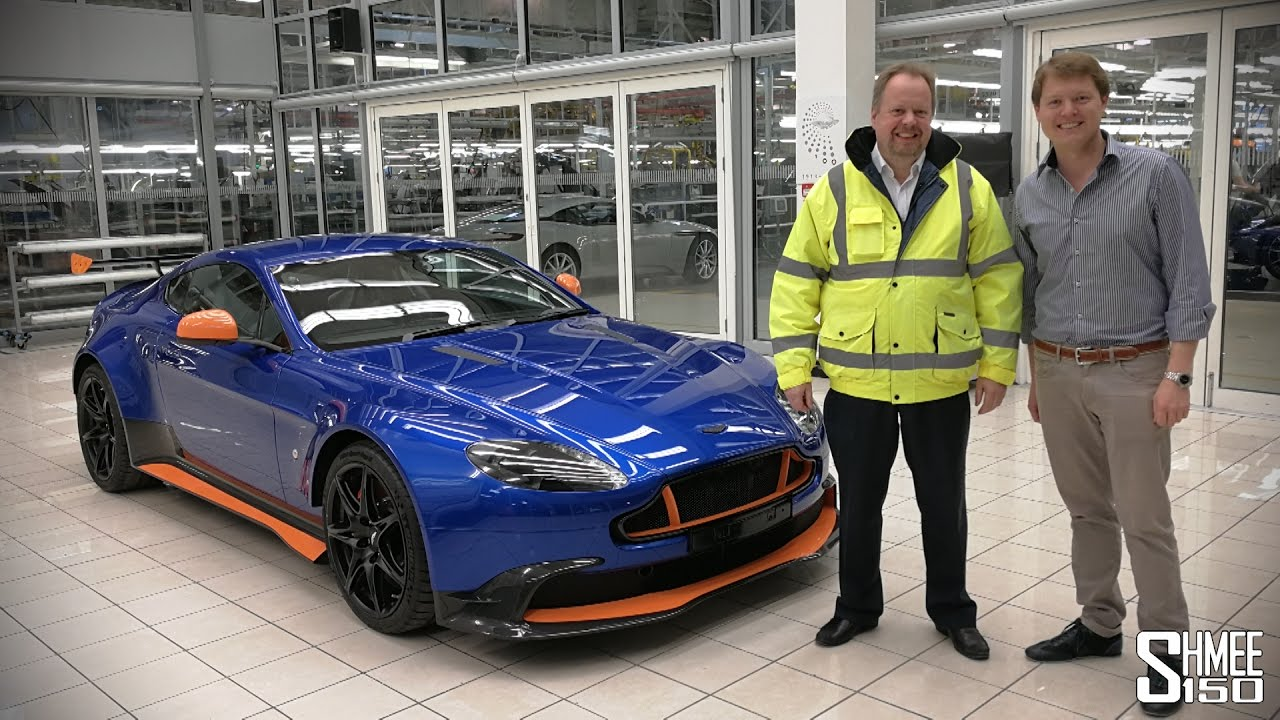 My Aston Martin Gt8 Is Ready Road To Gt8 Episode 08 Youtube