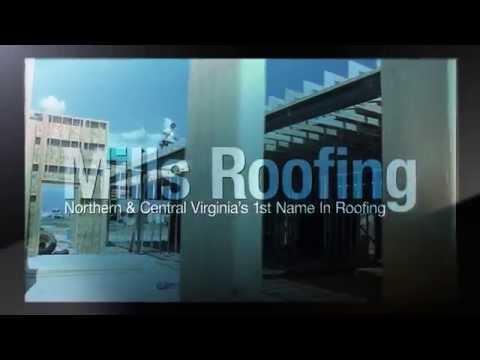 Fredericksburg Roofing Contractors    Mills Roofing