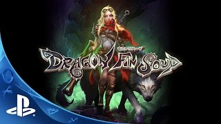 Dragon Fin Soup - Official Trailer | PS4, PS3, PS Vita