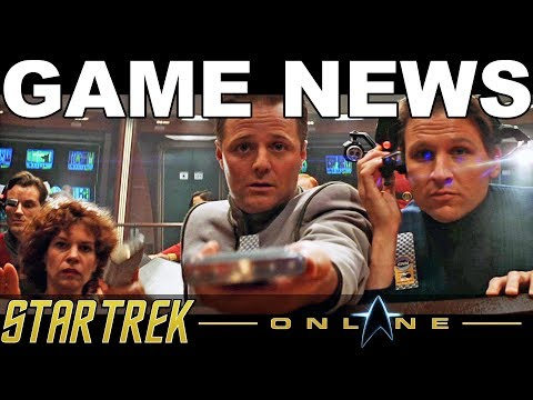 Star Trek Online - Game News STO Update - 9th Anniversary and Mirror of Discovery Out Now!