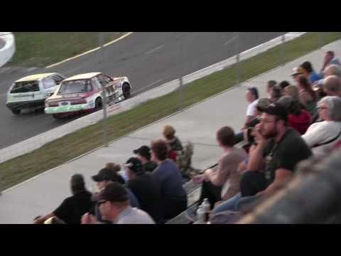 Sunset Speedway Mighty Mini Feature 2016 09 03