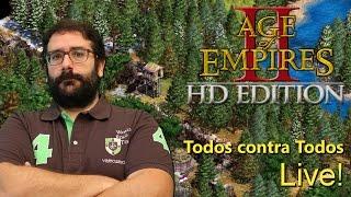 TODOS CONTRA TODOS | Age of Empires 2 HD