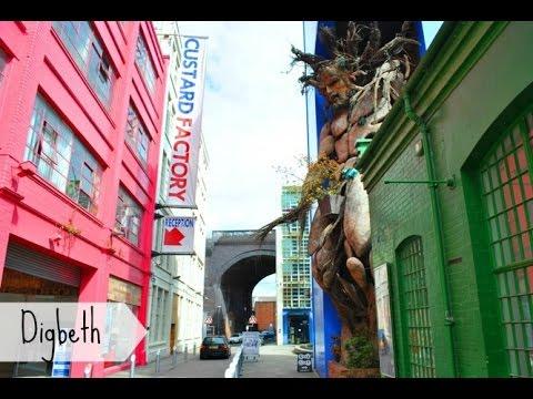 Digbeth, o bairro alternativo de Birmingham (UK) - Grafite, cultura, vintage