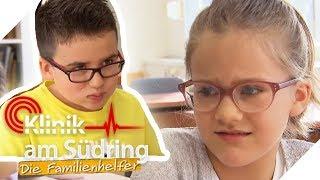 Cora (8) ekelt sich vor Jungen! Fritz ist so ekelig! | Die Familienhelfer | SAT.1