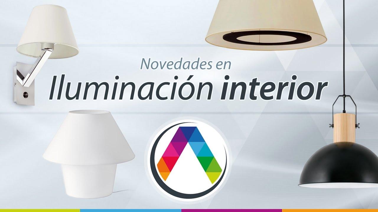 Novedades en l mparas de interior en la casa de la l mpara - La casa de las lamparas barcelona ...