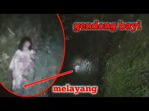 Live | Penampakan Hantu Kuntilanak Gendong Bayi | Explor Sarang Pocong Malah Kuntilanak Yg Muncul