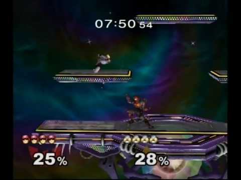 Tipperoni 64 XYZ - Player (Char) Vs Player (Char)