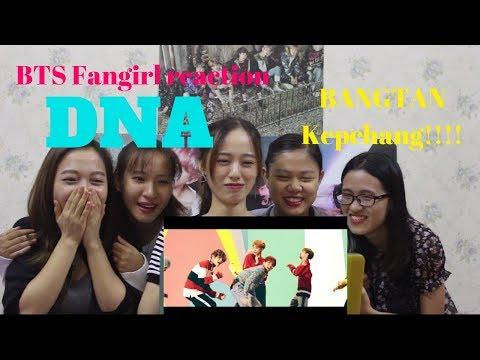 [REACTION] LOVE YOURSELF Comeback MV - DNA - BTS