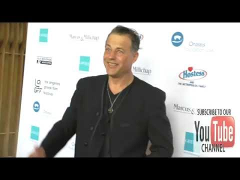 Louis Mandylor at the Notias Premiere at Egyptian Theatre in Hollywood