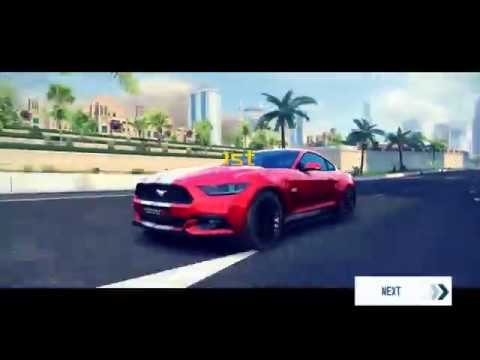 Asphalt 8: Book Day Cup 1:02.271 (The Mirage)