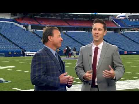 Pats Beat Buffalo: Jeff Howe joins Butch Stearns with Analysis