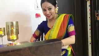 Piya Tose Naina | Khyati Diwakar Nayal | Dance Choreography | Diwali Special