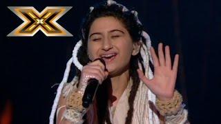 Нини Нуцубидзе. Украинская народная песня
