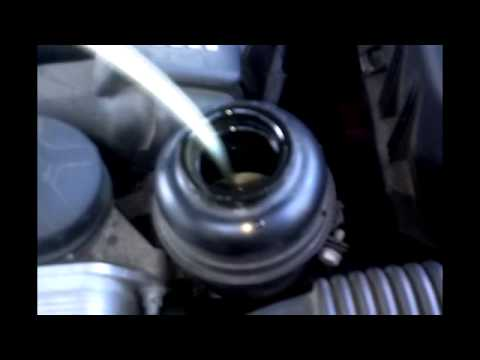 DIY BMW Power Steering Flush And Fill Procedure To Maintain Your
