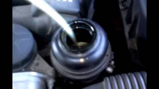 diy bmw power steering flush and fill procedure to maintain your power steering system