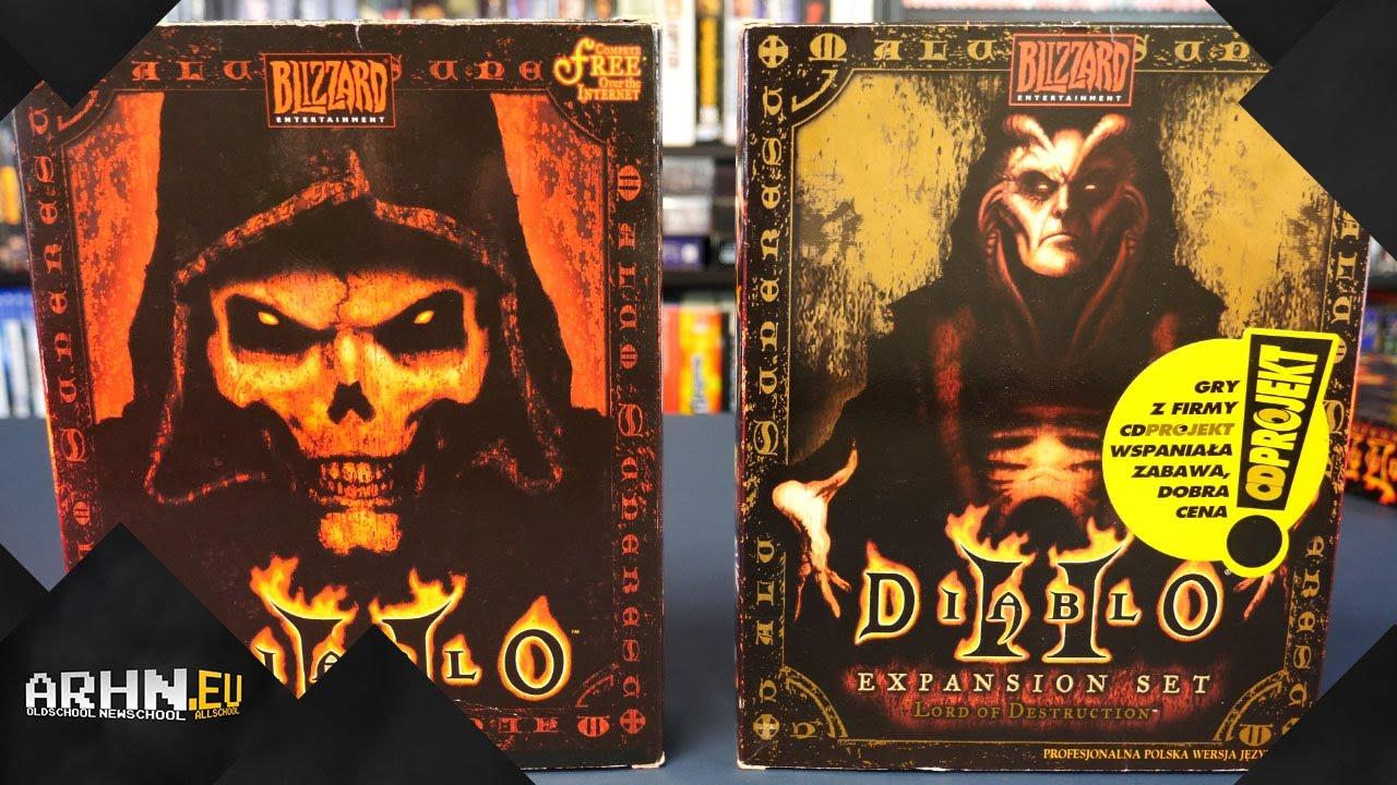 Diablo II -- Retro