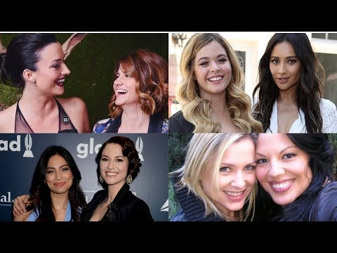 Actors talking about their lgbt characters & LGBTQ+ community | Shay Mitchell, Elise Bauman etc