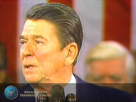 State of the Union: President Reagan's State of the Union Speech - 1/26/82