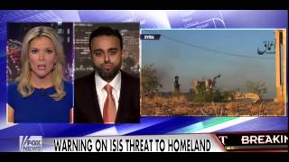 Are Muslims doing enough to combat ISIS? Megyn Kelly talks to Harris Zafar from Ahmadiyya