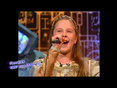 Как пели знаменитости в детстве Крид, Гагарина, Баста, Лазарев и др